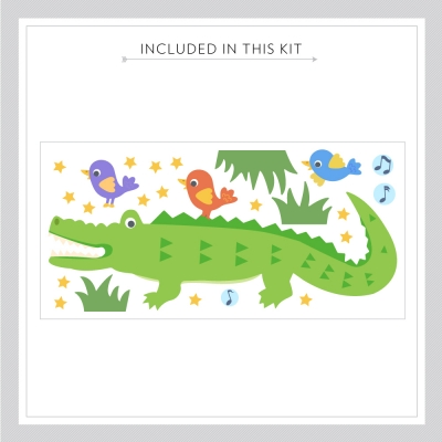Alligator and Friends Kit