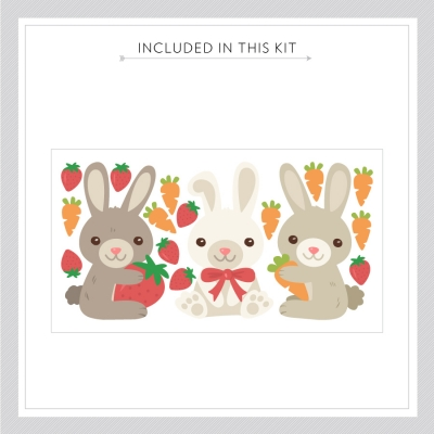 Bunny Friends Kit
