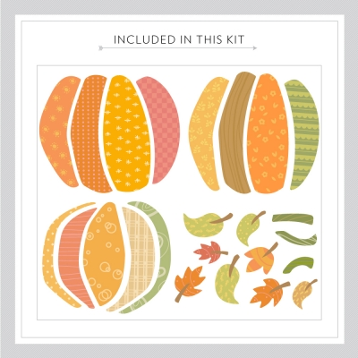 Pattern Pumpkins Kit