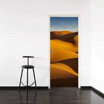Desert Sand Door Mural