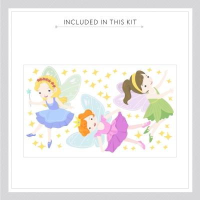 Three Fairies Kit