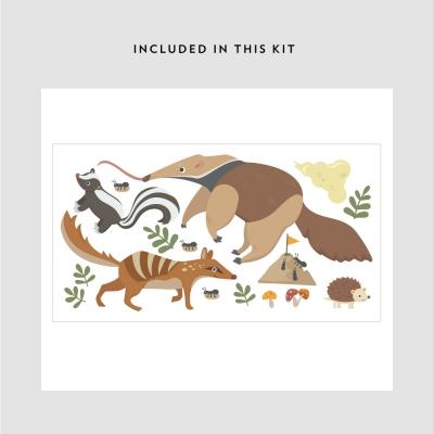 Sneaky Animals Kit