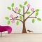 Flower blossom tree wall decal