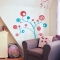 Candy tree wall decal