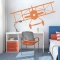 Vintage Plane Wall Decal