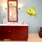 3D Friendly Fish Printed Wall Decal