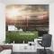 American Football Star Wall Mural