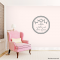 Mom A Title Just Above Queen 2 Wall Art Decal