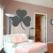 Large Shamrock Wall Decal