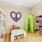 Peace Heart Sign Wall Decal