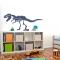 Allosaurus Skeleton Wall Decal
