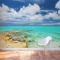 Tropical Paradise Wall Mural