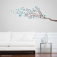 Dotty Tree Branch Wall Decal