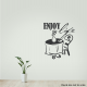 Enjoy Life Wall Art Vinyl Decal Sticker Quote