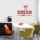 Sundaes 25cents Wall Art Vinyl Decal Sticker Quote