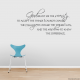 Religious Wall Decal