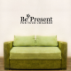 Be The Present For Your Children Wall Art Vinyl Decal Sticker Quote