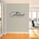 Forever A Family Wall Art Vinyl Decal Sticker Quote