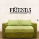 Good Friends Are Hard To Find, Harder... Wall Art Vinyl Decal Sticker Quote