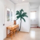 Tropical Palm Tree Wall Sticker