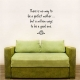 There Is No Way To Be A Perfect Mother... Wall Art Vinyl Decal Sticker Quote