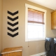 Chevron arrow wall decal