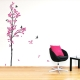 Skinny Tree Wall Decal