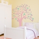 Spring Tree Wall Decal