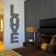 Stack of Love Wall Decal