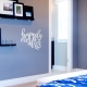 Happily Ever After Wall Quote Decal
