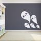 Ghost Family Wall Decal