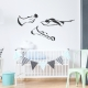 Stingrays Wall Decal