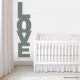 Stack of Love Wall Art Decal