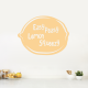 Easy Peasy Lemon Squeezy  Wall Decal