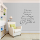 I'll love you forever Wall Art Decal