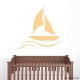Sailboat Wall Art Decal