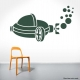 Submarine Wall Decal