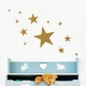 Simple Stars Wall Decal