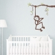 Monkey Business Wall Art Decal