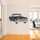 50's Cadillac Sedan Wall Decal