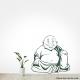 Buddha Wall Decal