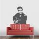Elvis Presley Wall Decal