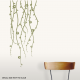 Hanging Vines Wall Decal