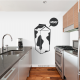 Milk Carton Wall Decal