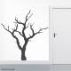 Spooky Dead Tree Wall Decal
