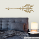 Vintage Arrow Wall Art Decal