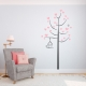 Doodle Love Tree Wall Decal