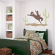 Desert Cowboy Wall Art Decal