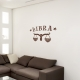 Libra Zodiac Sign Wall Decal