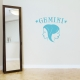 Gemini  Zodiac Sign Wall Decal